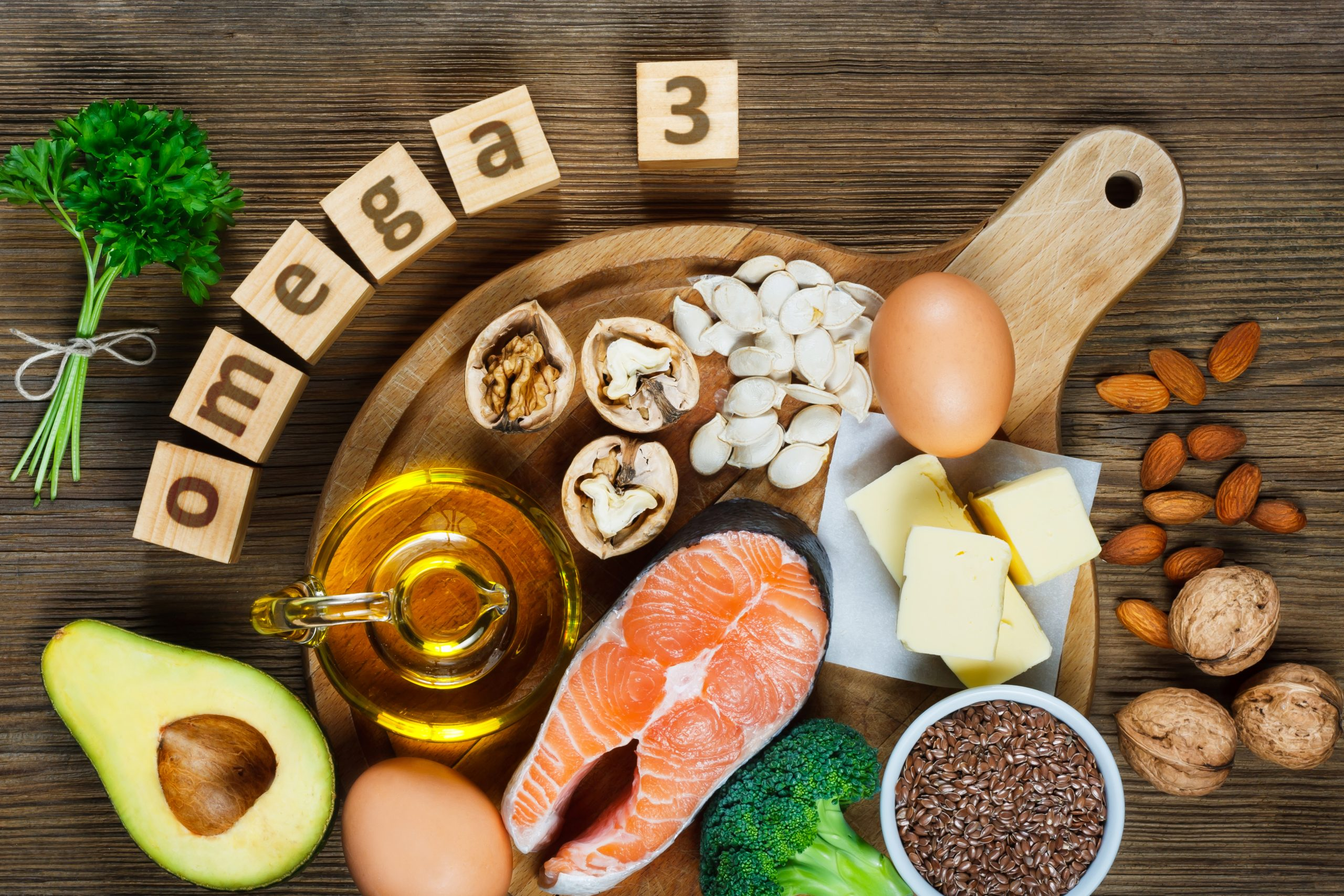 Why So Many Forms of Omega-3s?