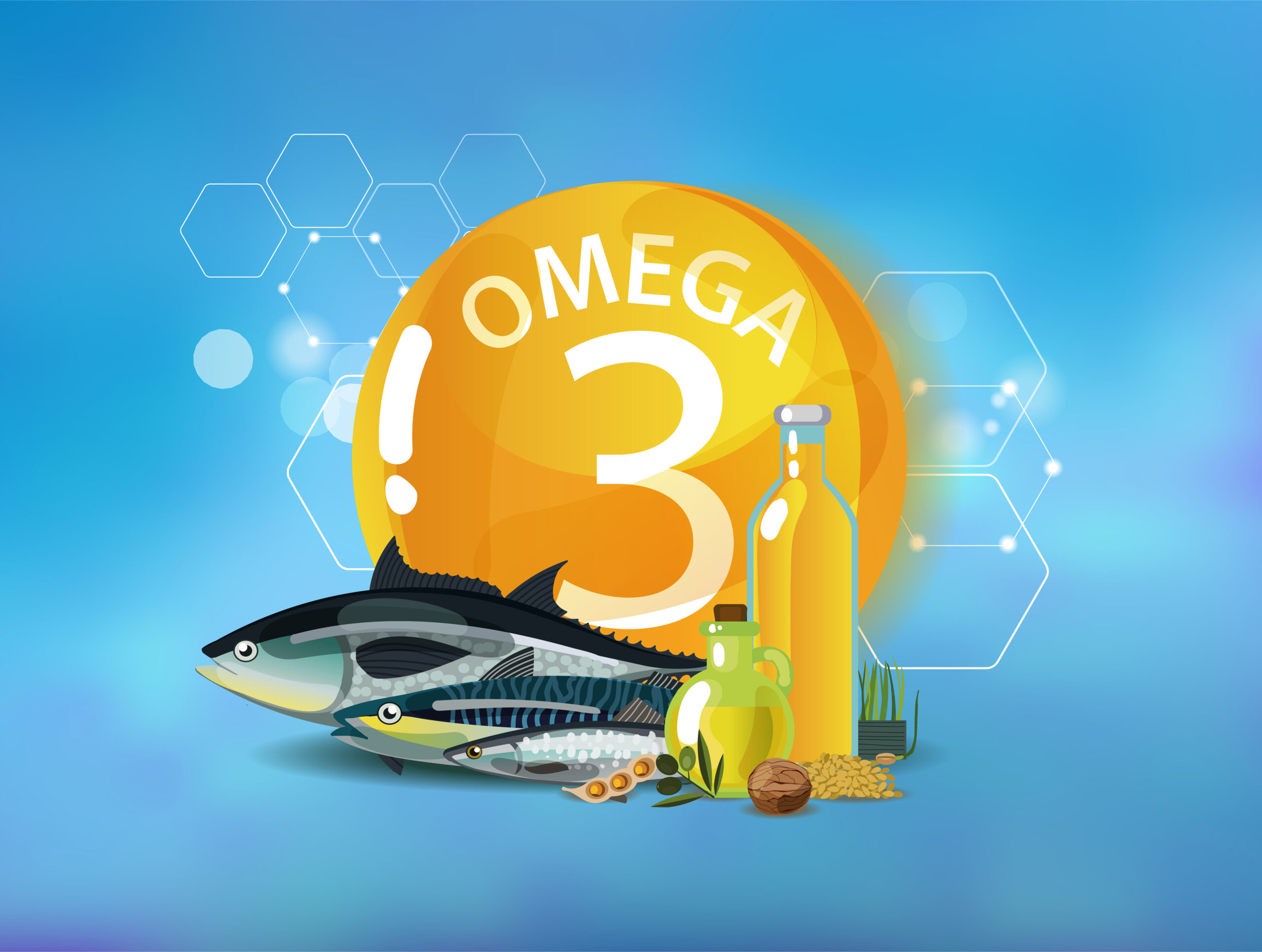 A 10-Year Evaluation of Oily Fish, Fish Oil, and Health