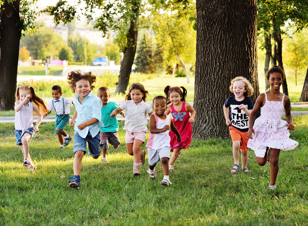 Summertime, Children, and Answering a Need